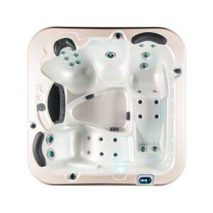 Vortex Azure 4 Person Hot Tub
