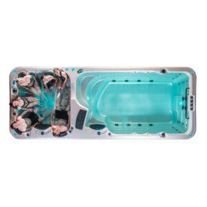 Allspa Hydrozone Swim Spa