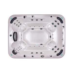 Vortex Titanium (Hydroplus) 9 Person Hot Tub