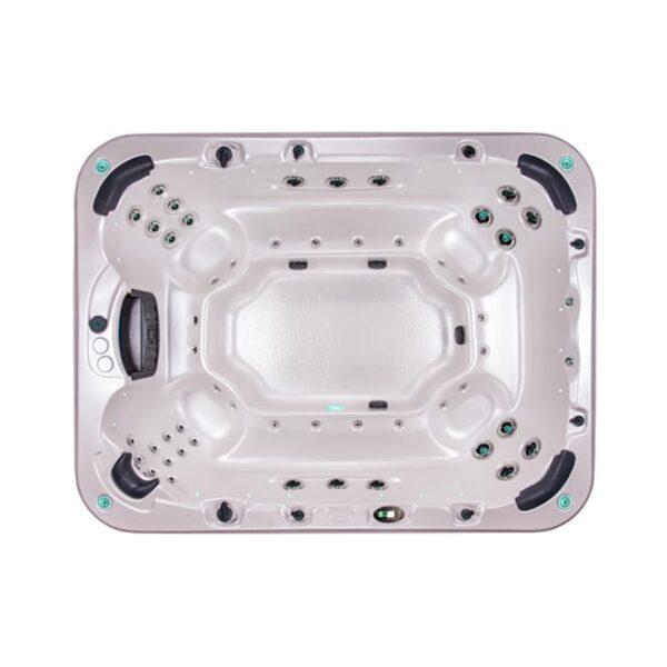 Vortex Titanium (Hydroplus) 9 Person Hot Tub